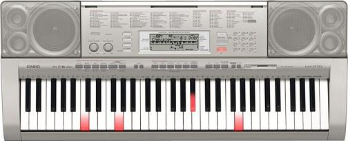casio lighted keyboard