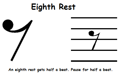 Quarter Notes And Eighth Notes The combination...