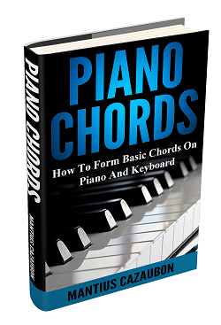 Piano piano keys and chords : List of piano chords - free chord charts
