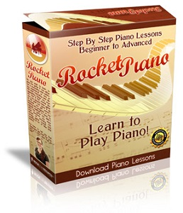 Rocket Piano piano lessons