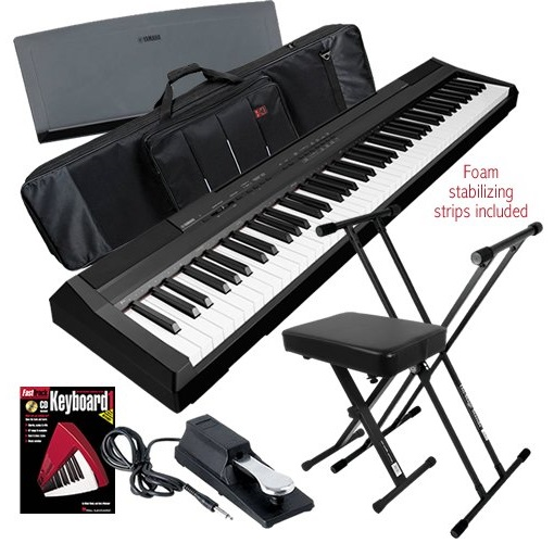 Yamaha digital pianos buying guide for Yamaha piano keyboard models
