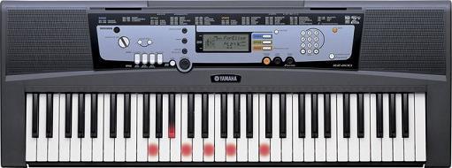 Yamaha EZ 200 keyboard