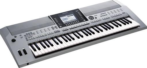 New Yamaha Keyboard