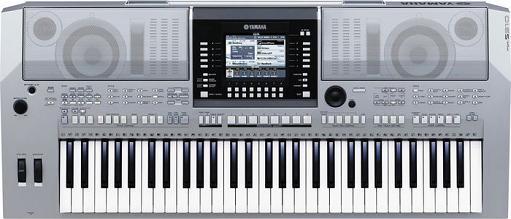 Used Yamaha Keyboards   Keys