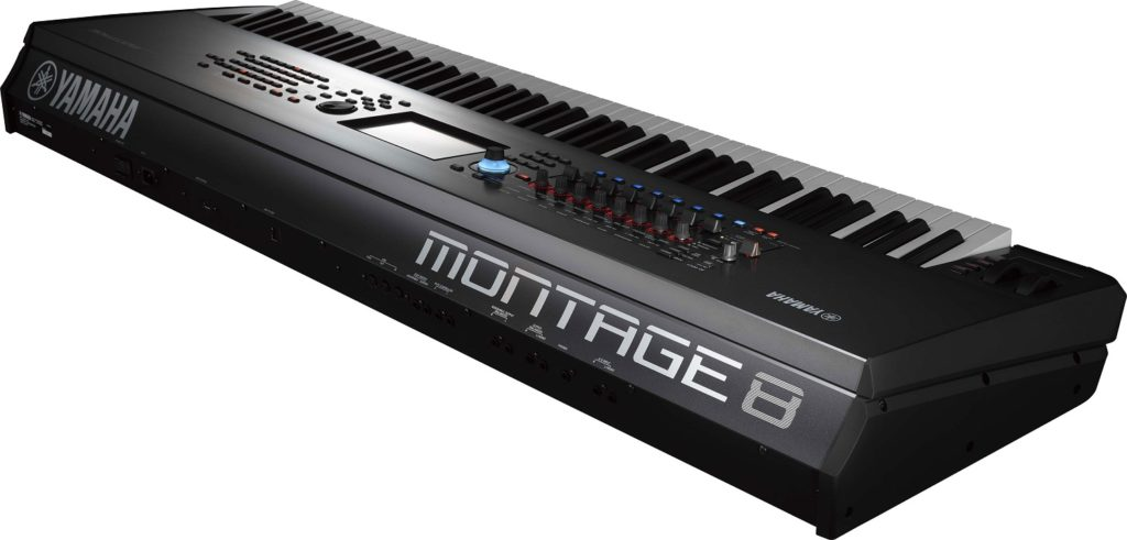 Yamaha montage 6 7 and 8 review for Yamaha montage 8
