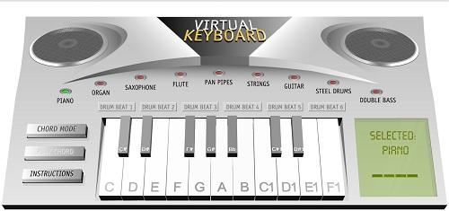 Piano virtual piano chords : Best free virtual piano keyboard software - online piano keyboard ...